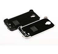 External Battery Charger Case for Samsung Galaxy i9500/S4 (3800mAh)