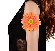 Supersize  Sunflower  Lace  Armlet
