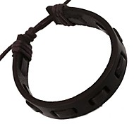 Fashion Hand-woven Leather Bracelet Christmas Gifts