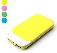 viptek BP-17 4000mAh светодиодный фонарик Dual USB питания банк для мобильных устройств