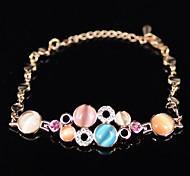 Women's  Opal Bracelet