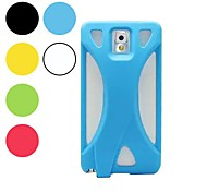 Fashion Novelty PA TPU and PC Case for Samsung Galaxy Note3/N9000 (Assorted Colors)