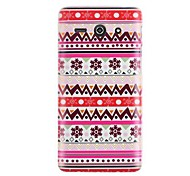 Snowflake Hard Plastic Case Cover for Huawei Ascend Y530
