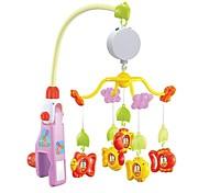 rotazione automatica elettrica carillon bambino con 12 melodie canzoni
