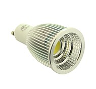7W GU10 LED Spotlight 1 COB 700-770 lm Warm White / Cool White AC 85-265 V