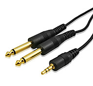 macho a macho cable de audio para 4.9ft 1.5m ordenador