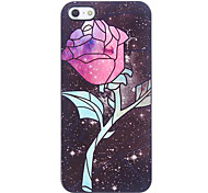 Unique Rose Design Aluminium Hard Case for iPhone 4/4S