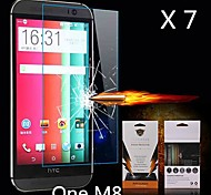 Ultimate Shock Absorption Screen Protector for HTC M8 (7PCS)
