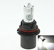 9007 hb5 px29t Cree XP-E LED 20w 1300-1600lm 6500-7500k AC / DC 12 V-24 Nebel weiß - silber schwarz