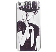 Unique VOGUE Design Aluminium Hard Case for iPhone 4/4S