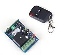 ZnDiy-BRY RF DC12V 1-CH Learning Code Remote Control Switch w/ Controller