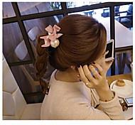 mode en cuir cheval perle tissu bowknot cheveux cercle livraison aléatoire