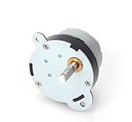 ZnDiy-BRY 200RPM 200mA 40MM 12V DC Replacement Torque Gear Box Motor 40GB