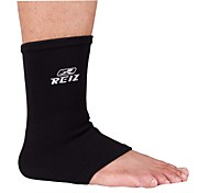 Absorb Sweat Black ANKLE Support Badminton Basketball Sport Safety Athletic