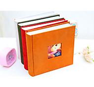 artesanato bebê álbum recordes de crescimento em estilo Centerfold foto album23 * 6 * 22 centímetros