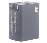 lp Voyage universel lp-a01 nous branchons double adaptateur USB avec câble 30 broches de charge