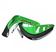 7/8''  Plastic Motorcycle Handguard Protector With LED Light For Honda Pit Dirt Pocket Bike  ATV
