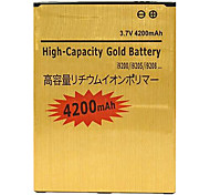 High Capacity 3.7V 4200mAh Batteries for Samsung Galaxy Mega 6.3 i9200