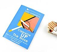 сигарет через нос дети фокусы игрушки