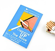 Cigarette Up The Nose Kids Magic Tricks Toys