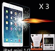 último protector de pantalla de absorción de impactos para Mini iPad 3 Mini iPad 2 iPad mini (3 piezas)