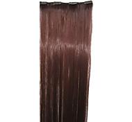 Venda quente Cor colorida atacado da menina clipe bonito em extensões do cabelo