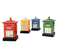 Creative Mailbox Shape Coin Bank Toys for Gifts