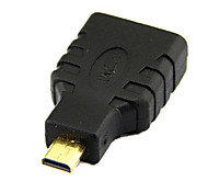 Micro HDMI to HDMI V1.4 Male to Female High Speed Cable