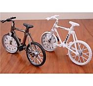 moda bicicleta criativo relógio modelo de alarme