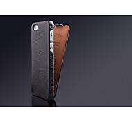 echte Rindsleder Tasche aus echtem Leder für das iPhone 5 / 5s, echte Lederhülle für das iPhone 5 / 5s