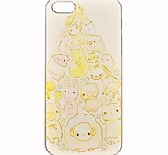 Fashion Ultrathin Relievo PC Hard Case for iPhone 5/5S