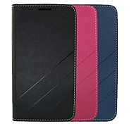 Wallet Style Solid Color PU Leather Full Body Case with Card for HTC Desire 816/816T/816W (Assorted Colors)