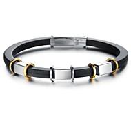 Z&X®  Men's Personality Fashion Personality Titanium Bracelets