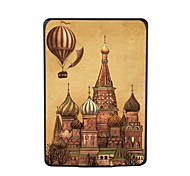 """Elonbo® The Beautiful Castle 6"""" Protective Plastic Back Case Cover for Amazon Kindle Paperwhite / Kindle Paperwhite 2"""