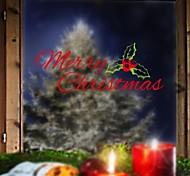 zooyoo® bonito colorido pvc palavra arte removível com folhas de adesivos de parede decalques de parede de venda quente para a decoração