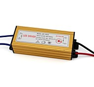 AC 100-240V to DC 27-45V (9-12)x1W Waterproof LED Driver Aluminium Power Supply