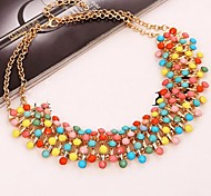 Women's Fashion Star Exaggerated Alloy Necklace