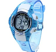 Women's Sporty Digital Silicone Band Wrist Watch(Assorted Colors) Cool Watches Unique Watches