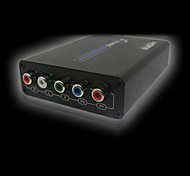 LEAP LQ384 HDMI Female to Ypbpr Female Video Converters Support 1080i or 720P