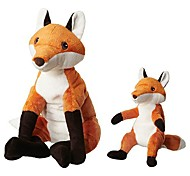 Set of 2 Fox Stuffed Animal Plush Toy Plush Toy