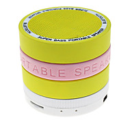 Hi-Fi S09 MP3 Function Mini Bluetooth Speaker with TF Port for Phone/Laptop/Tablet PC(Assorted Color)