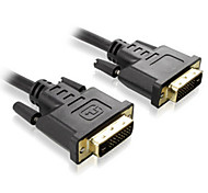 Sinseader 3M 9.84FT DVI(24+1) Male to DVI(24+1) Male Display Signal Cables Support 2560*1600