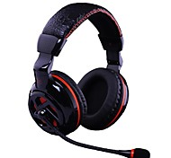 LABSIC-G950 HIFI Stereo Professional Gaming Headset USB 7.1 Shake-Wire Headset with Microphone for PC Laptop MAC