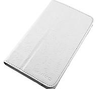 Fashion PU pieghevole copertura custodia protettiva in folio caso vido / yuandao n70 tablet 3g con la protezione dello schermo