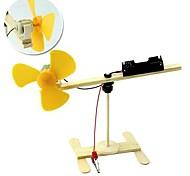 DIY Maglev Fans Assemble Toys