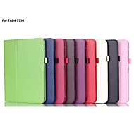 Stand PU Leather Protect Tablet Case Cover for Samsung T530