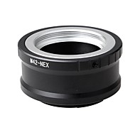 M42-NEX M42 Lens to Sony E-mount Adapter Ring NEX-3N 5N 5R 6R 7 VG30 VG20 A5000