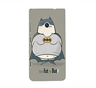 Too Fat Design Hard Case for Nokia N520