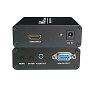 Playvision HDV-337 HDMI Female to VGA Female Video Converters Support 1080P