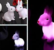 Coway двенадцать знаки кролик разноцветных привело ночник